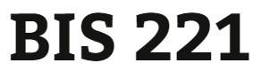 BIS 221 Week 5 Online Productivity Applications
