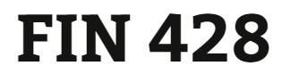 FIN 428 Week 2 Learning Team Charter