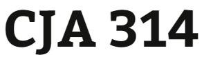 CJA 314 Entire Course.