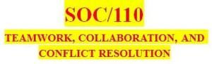 SOC 110 Week 4 Verbal and Nonverbal Communication and Listening Skills Paper/ Presentation