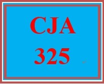 CJA 325 Wk 2 Discussion - Development of Criminal Organizations