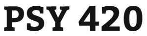 PSY 420 Week 4 Behavioral Principles Application Presentation: Punishment