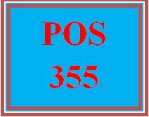 POS 355 Week 3 Operating Systems Project, Part II