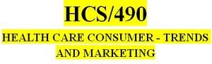 HCS 490 Entire Course