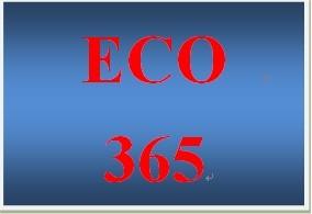 ECO 365 Week 4 Differentiating Between Market Structures