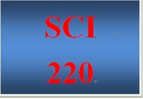 SCI 220 Week 1 participation First Message