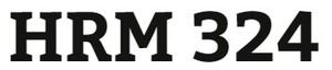 HRM 324 Week 2 Compensation Evaluation