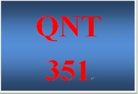 QNT 351 Week 3 participation Statistical Techniques in Business & Economics, Ch. 8