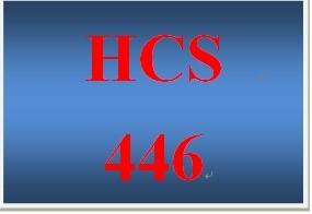 HCS 446 Week 5 Environmental Impact