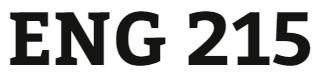 ENG 215 Week 4 Draft of Argumentative Paper