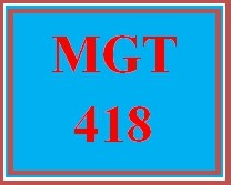 MGT 418 Wk 3 Discussion - Role of Business Plan in Obtaining Funding