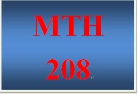 MTH 208 Week 5 participation Watch the Supplemental Week 5 Videos