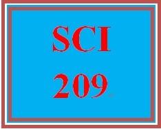 SCI 209 Week 5 The Flow of Energy