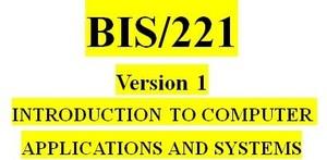BIS 221 Week 5 IT Roles and Responsibilities Worksheet (Final)