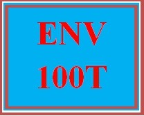 ENV 100T Wk 5 Discussion - Renewable and Non-Renewable Fuels