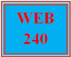 WEB 240 Wk 2 Discussion - Color Research