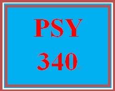 PSY 340 Week 3 Sensory System Presentation