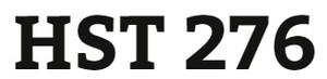 HST 276 Week 5 Week Five Knowledge Check