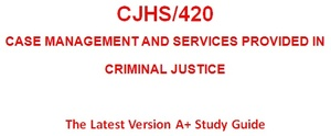 CJHS420 Week 2 Case Management Comparison Paper