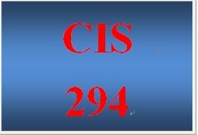 CIS 294 Week 2 Individual Support Portfolio – Customer Service Training Presentation