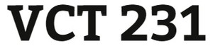 VCT 231 Week 2 Individual: Video Editing