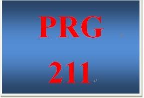 PRG 211 Week 3 Individual Visual Logic® Choice and Iteration