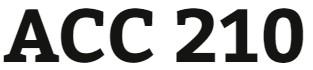 ACC 210 Week 2 Practice: Cloud Ware Exercises