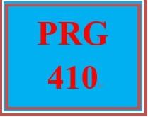 PRG 410 Wk 2 Discussion - Juice Machine