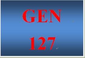GEN 127 Week 6 Phoenix Career Services