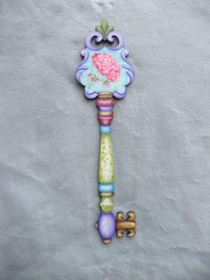 e500 Garden Key