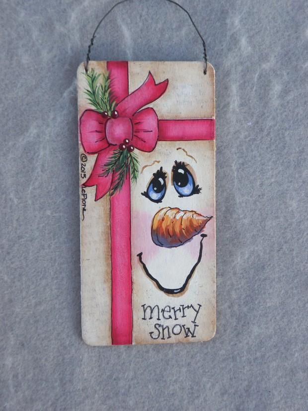 Merry Snow Freebie