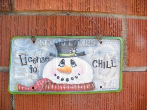 e576 License to Chill