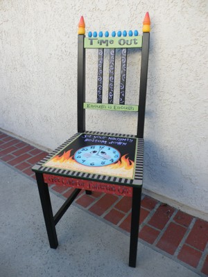 434 Time Out Chair