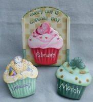 e405 Everyday Cupcakes - January/February/March