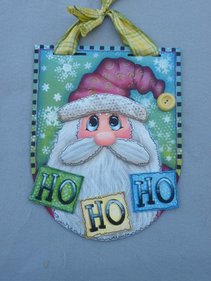 e509 Santa Says