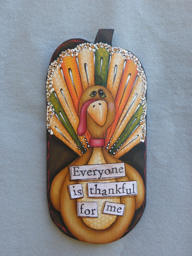 e554 Thankful for Turkey