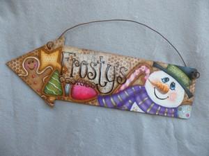 e568 Frosty's Cookies Arrow