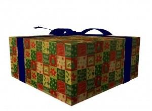 x-mas gift MESH