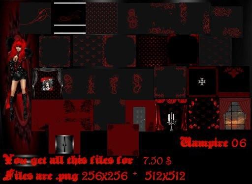 Vampire6 Roomtextures