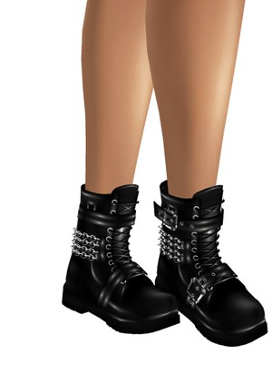 Alois Boots Female 1