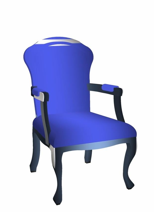 Vintage/Antique chair mesh