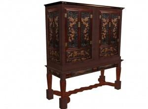 Oriental chest MESH
