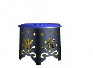 Oriental Table MESH