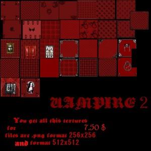 Vampire2 Roomtextures