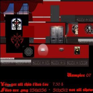 Vampire7 Roomtextures