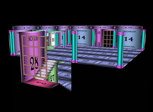 Entity Room mesh 2 floor