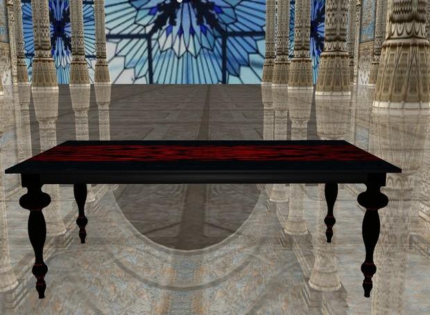 Baroque - Gothic Table Mesh