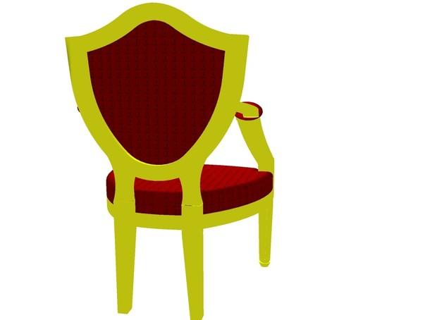 Adam Chair Mesh