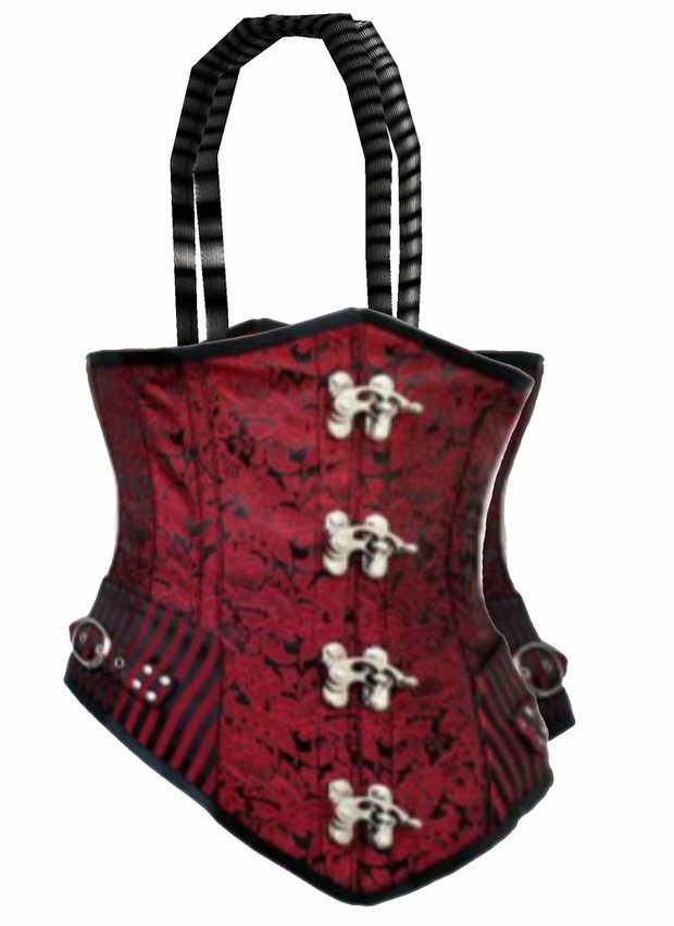 Red miderbag
