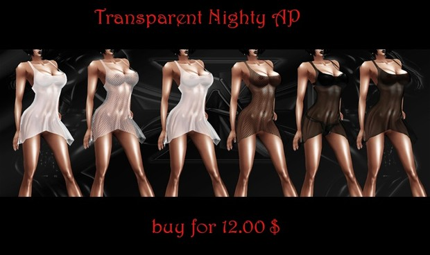 Transparent Nights Pack